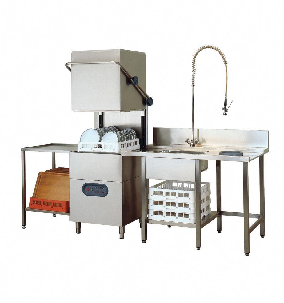 attrezzature per cucine professionali - omniwash - Attrezzature Professionali Cucina